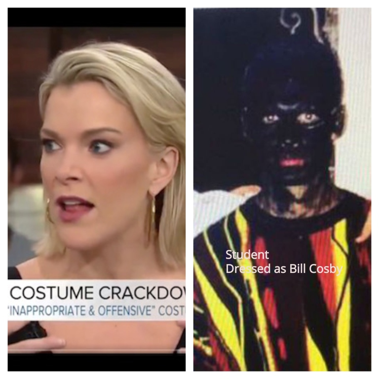 Megyn Kelly Black Face